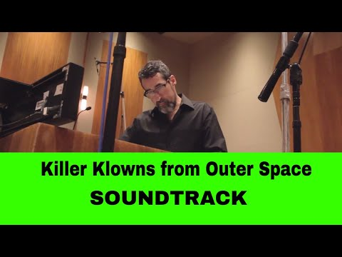 Bridge Recording Sessions Killer Klowns from Outer Space