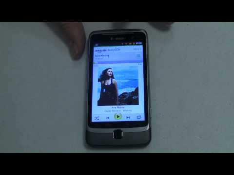 Amazon Cloud Player for Android, First Look