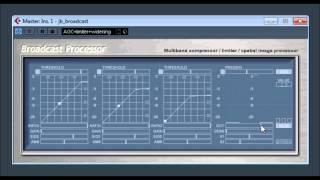 Broadcast Procesador (Plugins) en RadioBoss - PakVim net HD Vdieos