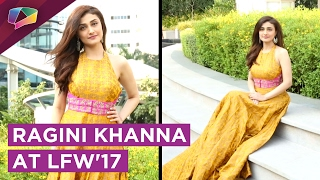 Ragini Khanna attends Lakme Fashion Week'17