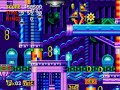 Sonic CD Time over glitch : Frozen time travel revival