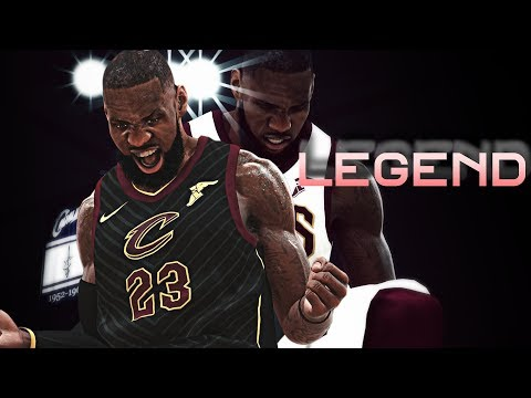 NBA 2K18 - LEGEND ft. LeBron James