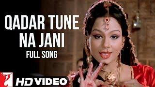 Qadar Tune Na Jani | HD Song | Noorie | Farooq Shaikh | Poonam Dhillon | Asha Bhosle