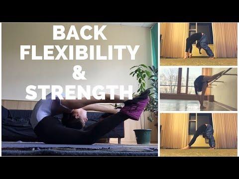 Ballet Tips: Back Strength & Flexibility