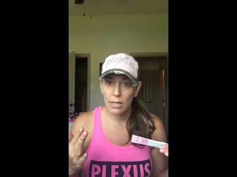 Tips on taking 7 day trial samples of Plexus