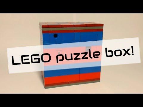 LEGO puzzle box V2