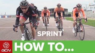 How To Sprint | Racesmart