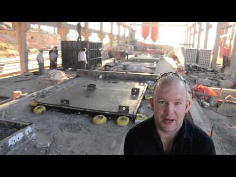pre cast concrete septic tanks