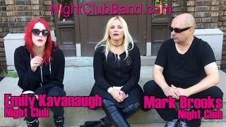 NIGHT CLUB talks to Rock Lines