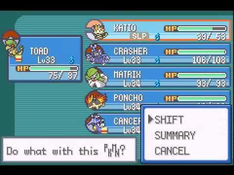 Let's Play Pokemon Liquid Crystal: Part 45- I Hate You Golbat!
