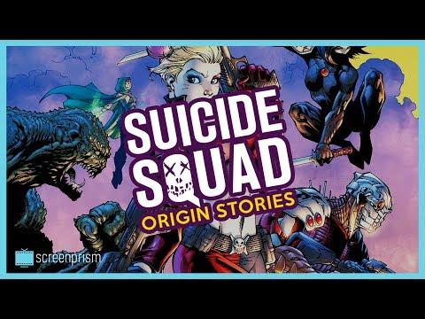 Suicide Squad: Origin Stories