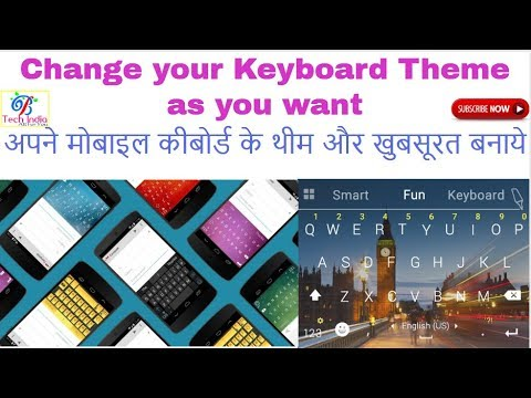 How to change keyboard theme in android phone How to Change Google Keyboard's Theme on Android