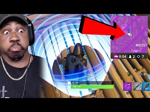 SMALLEST STORM CIRCLE EVER ON NINTENTO SWITCH! Fortnite Battle Royale Gameplay Ep. 27
