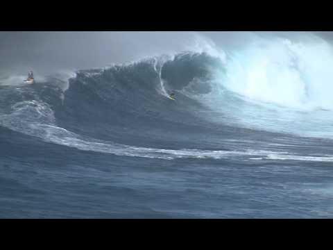 [HD] JAWS : MAUI, HAWAII