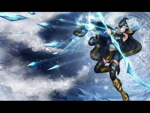 (Season 6) Ashe vs Twisted Fate / ADC
