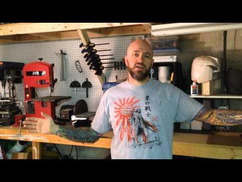 Organizing your garage or workshop