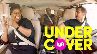 undercover lyft with dnce