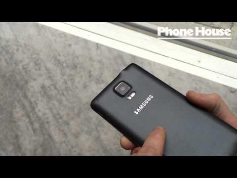 Smygtitt på Samsung Galaxy Note 4