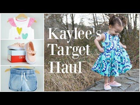 Spring Baby Target Haul 2018