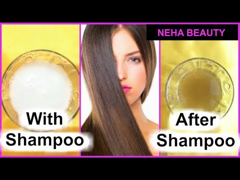 Use this After Shampoo & Get Shiny Hair, Silky Hair, Soft Hair in Just 2 Minutes || Neha Beauty