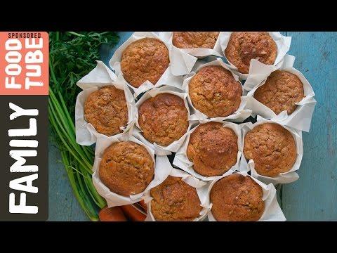 Carrot Muffins | Lisa Faulkner