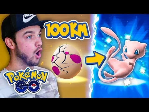 Pokemon GO - LEGENDARIES FROM 100km EGGS? (ARE THEY REAL)