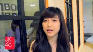 Keep on cheering for Sinka, and the rest of JKT48.  follow our twitter @officialJKT48 or visit our Facebook Fan page http://www.facebook.com/official.JKT48 also our official website http://www.jkt48.com