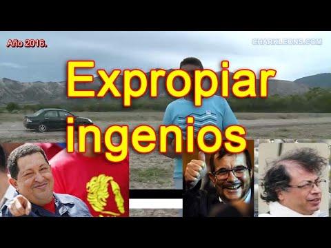 Qué pasó en Venezuela cuando expropiaron a los ingenios azucareros