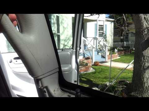 DODGE CARAVAN 2006  sliding door lock actuator