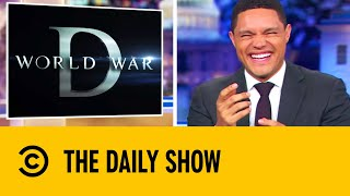 The Democratic Party Goes Speed Dating   The Daily Show With Trevor Noah