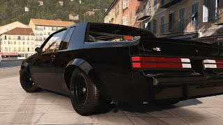 Forza Horizon 2 Fast & Furious Cars : DOM'S BUICK GRAND NATIONAL