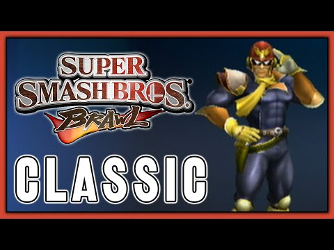 Super Smash Bros. Brawl - Classic | Captain Falcon