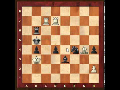 Chess lesson: improve your tactics! #2