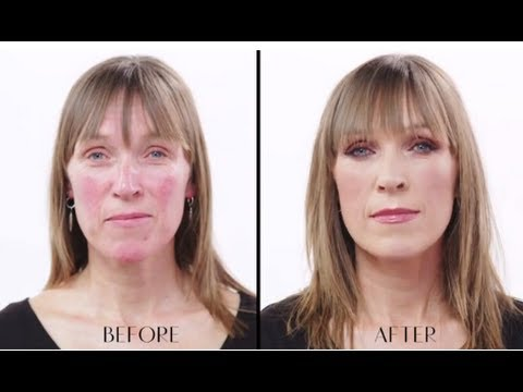 Youth-Boosting, Radiant Makeup For 40+ Skin; How To Conceal Redness & Feel Great - Charlotte Tilbury