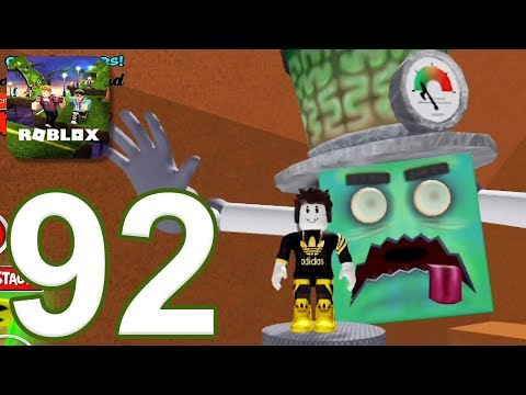 ROBLOX - Gameplay Walkthrough Part 92 - Escape The Haunted Cemetery (iOS, Android)