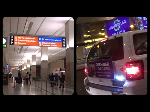 How To Catch A Taxi At Las Vegas Airport (McCarran Airport)