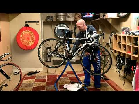 Removing And Installing Dura-Ace Crank