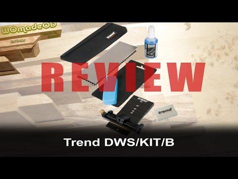 Diamond Honing & Polishing - Review of Trend DWS/KIT/B