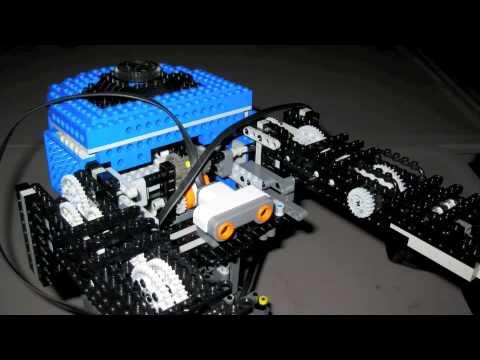 LEGO Sentry Gun