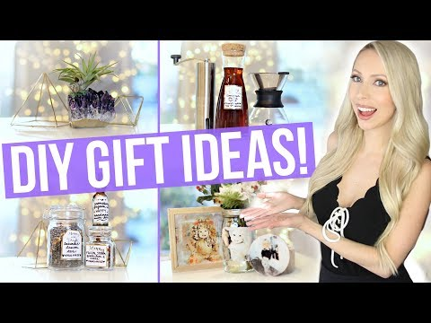 DIY Christmas Gift Ideas You HAVEN'T SEEN Before!