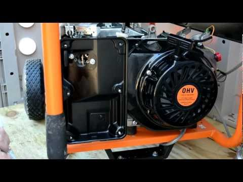 Generac Generator Carb removal and disassembly - PlayItHub