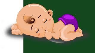 Pakistan National Anthem - Baby Sleeping Version - Qaumī Tarāna (Urdu: قومی ترانہ)