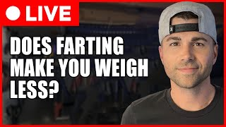 SCIENCE CLASS #2- Does Farting Make You Weigh Less?
