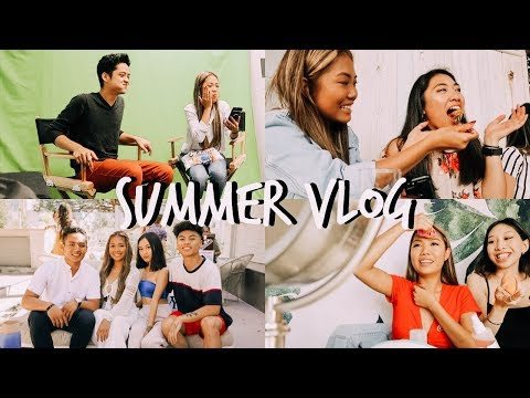 Summer Vlog: Chubby Bunny, Events + Buying Coachella Tickets || FarinaVlogs