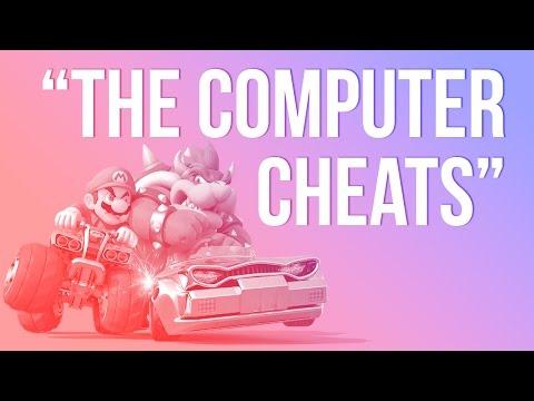 Is Mario Kart Unfair? | GAME PSYCH