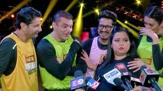Bharti NAILED It | Bharti Singh Back to Back Funny Moments@Katra Katra Katra 100 Episode Celebration