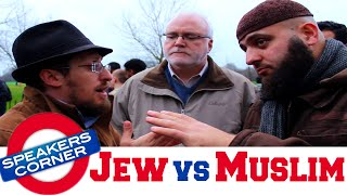 Jew vs Muslim | Speakers Corner