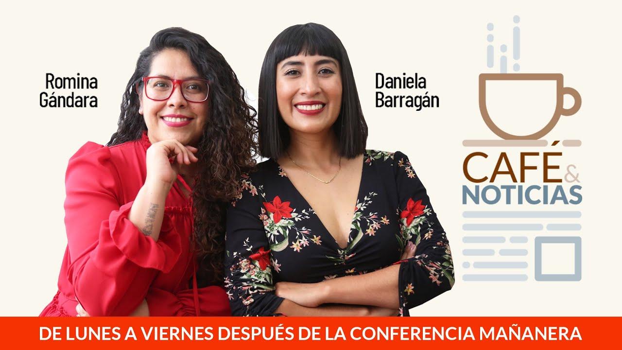 #EnVivo Café y Noticias | Rumbo a la Consulta | México en Tokio | Gasto de candidatos en medios
