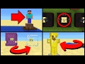 Minecraft PE Clever MINI BUILDS! // MCPE Cool Fan Creations! [MCPE 1.0.2]