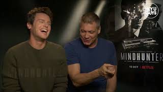 Holt McCallany and Jonathan Groff funny compilation / Mindhunter